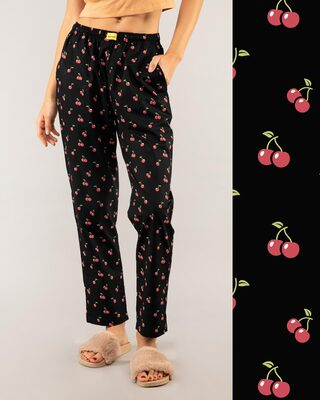 Shop Cherry Crush Pyjama-Front