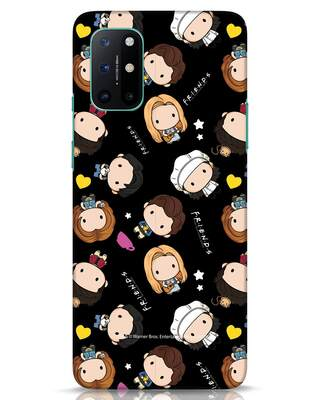 Shop Chibi Pattern OnePlus 8T Mobile Cover (FRL)-Front