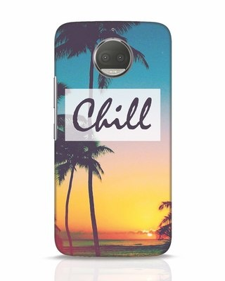 Shop Chill Beach Moto G5s Plus Mobile Cover-Front
