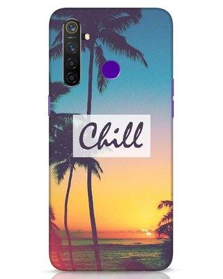 Shop Chill Beach Realme 5 Pro Mobile Cover-Front