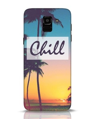 Shop Chill Beach Samsung Galaxy J6 Mobile Cover-Front