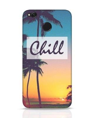 Shop Chill Beach Xiaomi Redmi 4 Mobile Cover-Front
