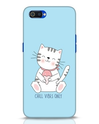 Shop Chill Vibes Realme C2 Mobile Cover-Front