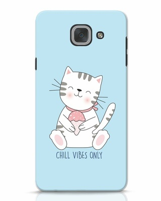 Shop Chill Vibes Samsung Galaxy J7 Max Mobile Cover-Front