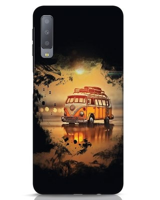 Shop Chill Wagon Samsung Galaxy A7 Mobile Cover-Front