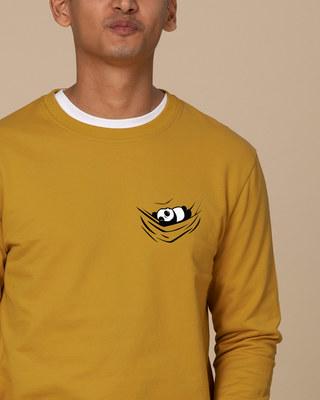 Shop Chilling Panda Sweatshirt-Front