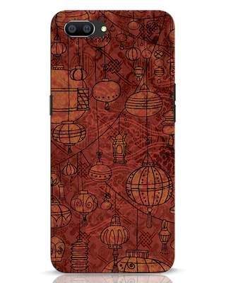 Shop Chinese Lanterns Realme C1 Mobile Cover-Front