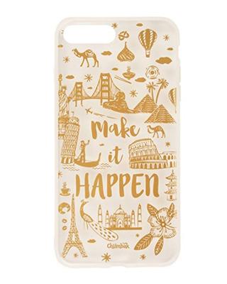 Shop Chumbak iPhone 7 Plus Make It Happen Mobile Cover-Front