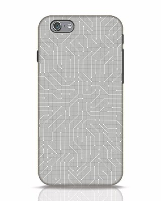 Shop Circuit Board iPhone 6s Mobile Cover-Front