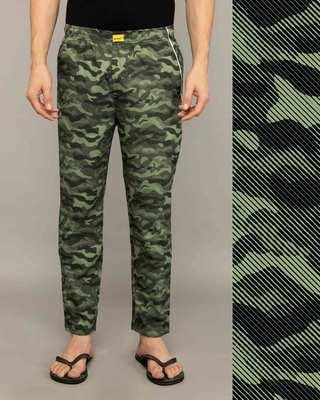 Shop Classic Camo All Over Printed Pyjama-Front