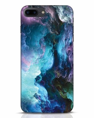 Shop Cloudy iPhone 7 Plus Mobile Cover-Front