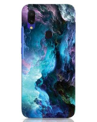 Shop Cloudy Xiaomi Redmi 7 Mobile Cover-Front