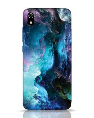 Shop Cloudy Xiaomi Redmi 7A Mobile Cover-Front