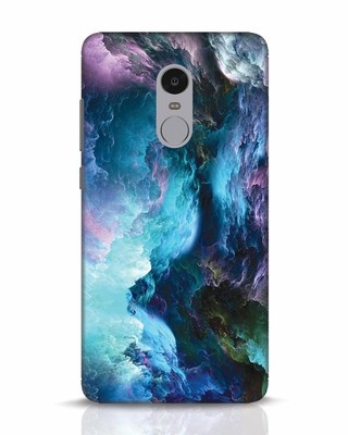 Shop Cloudy Xiaomi Redmi Note 4 Mobile Cover-Front