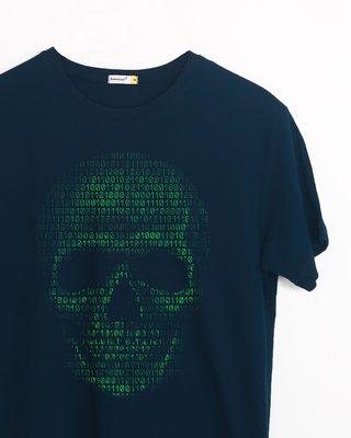 Buy Code Till You Die Half Sleeve T-Shirt Online India @ Bewakoof.com