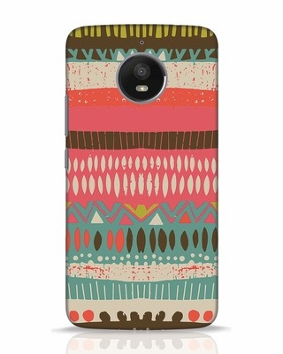 Shop Color Pile Moto E4 Plus Mobile Cover-Front