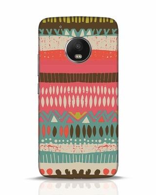 Shop Color Pile Moto G5 Plus Mobile Cover-Front