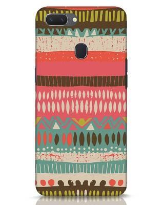 Shop Color Pile Realme 2 Mobile Cover-Front