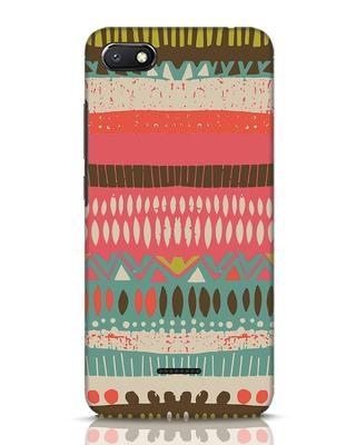 Shop Color Pile Xiaomi Redmi 6A Mobile Cover-Front