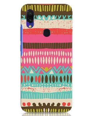 Shop Color Pile Xiaomi Redmi 7 Mobile Cover-Front