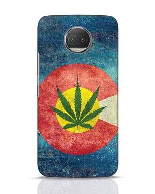 Shop Colorado Flag Moto G5s Plus Mobile Cover-Front