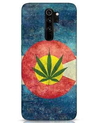 Shop Colorado Flag Xiaomi Redmi Note 8 Pro Mobile Cover-Front