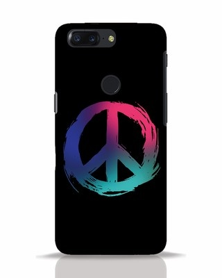 Shop Colors Of Peace OnePlus 5T Mobile Cover-Front