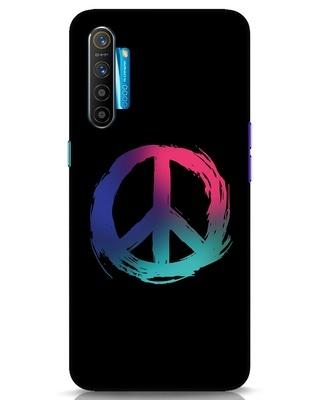 Shop Colors Of Peace Realme XT Mobile Cover-Front