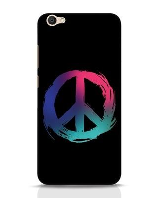 Shop Colors Of Peace Vivo V5 Mobile Cover-Front