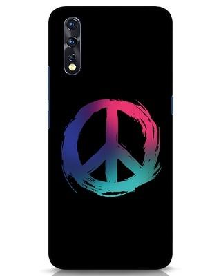 Shop Colors Of Peace Vivo Z1x Mobile Cover-Front