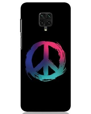 Shop Colors Of Peace Xiaomi Poco M2 pro Mobile Cover-Front