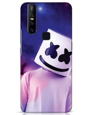 Shop Colourful Mellow Vivo V15 Mobile Cover-Front