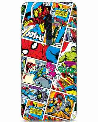 Shop Comic Page Oppo Reno 2 Mobile Cover (AVL)-Front