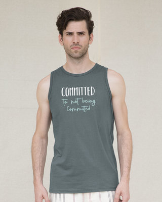 Shop Committed Vest-Front