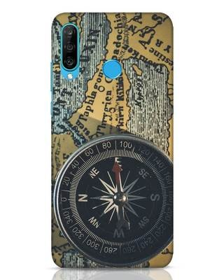 Shop Compass Huawei P30 Lite Mobile Cover-Front