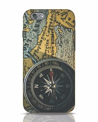 Shop Compass iPhone 6 Mobile Cover-Front