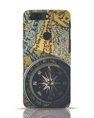 Shop Compass OnePlus 5T Mobile Cover-Front