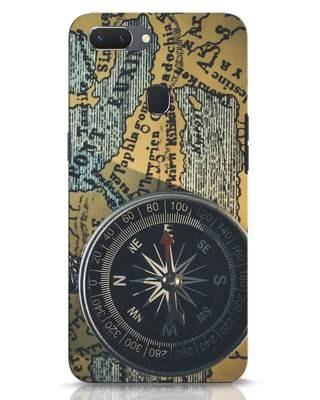 Shop Compass Realme 2 Mobile Cover-Front