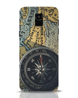 Shop Compass Samsung Galaxy J6 Mobile Cover-Front