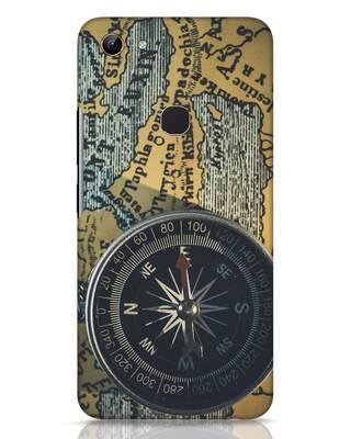 Shop Compass Vivo Y81 Mobile Cover-Front