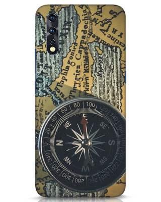 Shop Compass Vivo Z1x Mobile Cover-Front