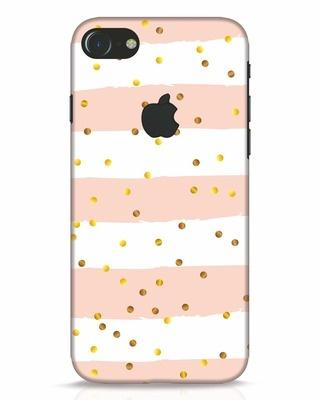 Shop Confetti iPhone 7 Logo Cut Mobile Cover-Front