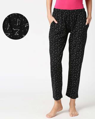 Shop Constellations AOP Pyjama-Front