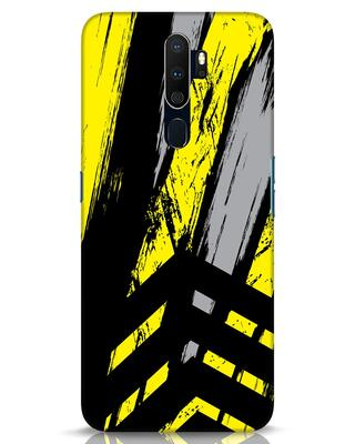 Shop Cool Sporty Oppo A9 2020 Mobile Cover-Front