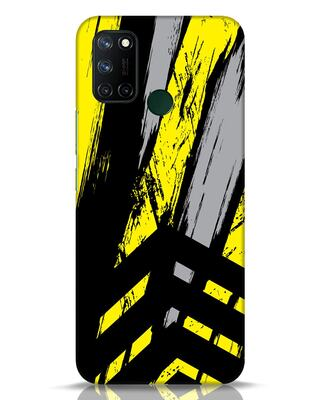 Shop Cool Sporty Realme 7i Mobile Cover-Front
