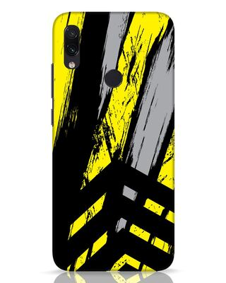 Shop Cool Sporty Xiaomi Redmi Note 7 Pro Mobile Cover-Front