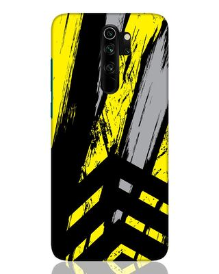 Shop Cool Sporty Xiaomi Redmi Note 8 Pro Mobile Cover-Front