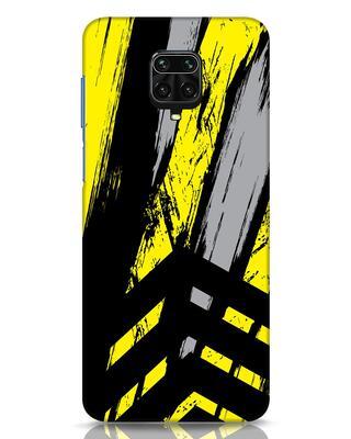 Shop Cool Sporty Xiaomi Redmi Note 9 Pro Max Mobile Cover-Front
