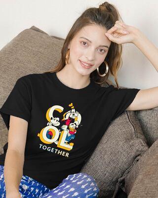 Shop Cool Together Boyfriend T-Shirt (DL)-Front