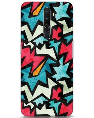 Shop Coolio Oppo A5 2020 Mobile Cover-Front